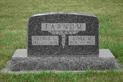 Ethel M <i>Gates</i> Farnum