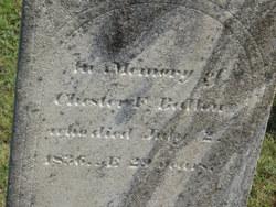 Chester Francis Ballou