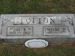 Mary Blanche Mayme <i>Rothrock</i> Lofton