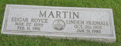 Linden Hudnall Martin