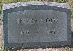 Theresa F Cobb