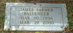 James Farmer Ballenger