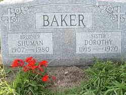 Shuman Baker