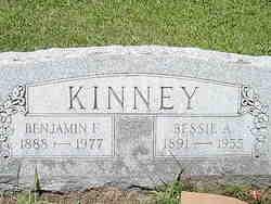 Bessie Alverda <i>Ande</i> Kinney