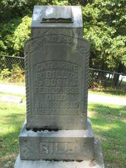 Catharine Bill