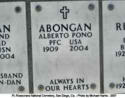 Albert Pono Abongan