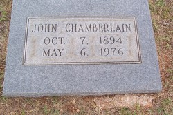 John DeLano Chamberlain