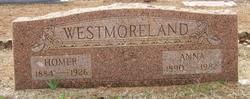 Julius Homer Westmoreland