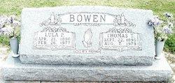 Thomas T Bowen