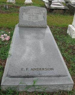 Eugene Ferris Anderson