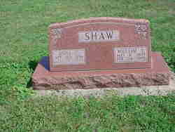William James Shaw