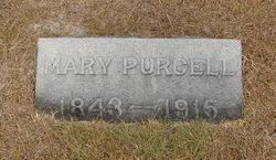 Mary <i>Askew</i> Purcell