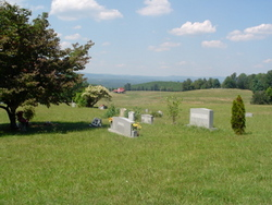 Mount Sulphur Cemetery