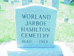 Worland/Jarboe Cemetery