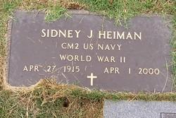 Sidney J Heiman