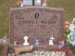 Jeremy Earl Wilson