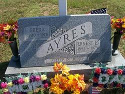 Freda Ayres