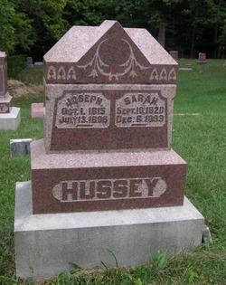 Corp John Hussey