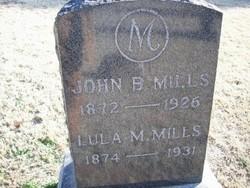 Lula M. <i>Cundiff</i> Mills