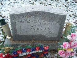 Patricia <i>Hill</i> Anderson