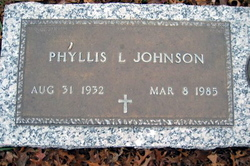 Phyllis Lee <i>Gates</i> Johnson