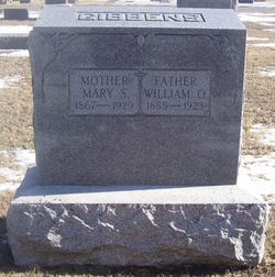 Mary Susan <i>Gregory</i> Gibbens