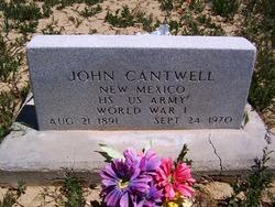 John Cantwell