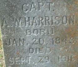 Capt Alexander W. Harrison