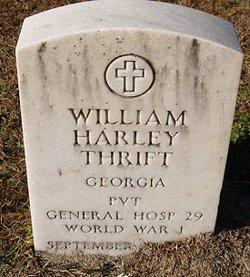William Harley Thrift