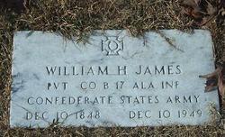William Henry James