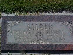 Junie May <i>Gardiner</i> Allred