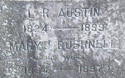 Mary J <i>Bushnell</i> Austin