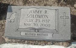 Jimmy R Solomon