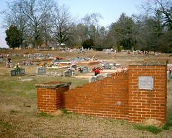 Coldwater Baptist Church Cemetery