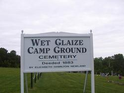 Wet Glaize Camp Ground Cemetery