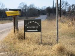 Majors Chapel Cemetery