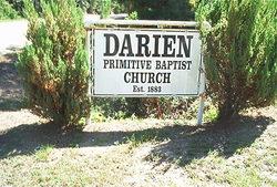 Darien Primitive Baptist Church Cemetery