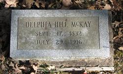 Delphia <i>Hill</i> McKay