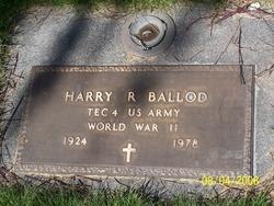 Harry Ballod