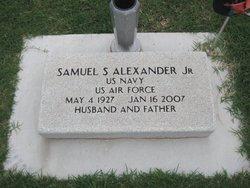 Samuel S Alexander, Jr