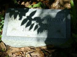 Charles John Acosta