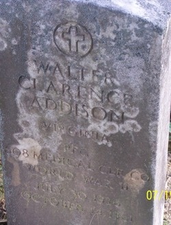Walter Clarence Addison