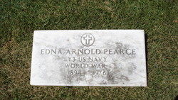 Edna Hayes <i>Arnold</i> Pearce