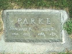 Margaret Vail <i>Romancy</i> Parke