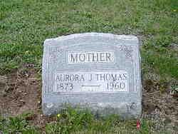 Aurora J Thomas