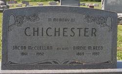 Birdie M <i>Reed</i> Chichester
