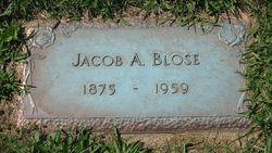 Jacob A. Blose