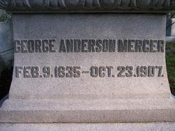 Lieut George Anderson Mercer, Sr