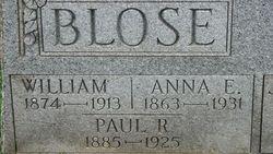 Anna E. <i>Lose</i> Blose