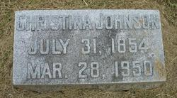 Christina Johnson